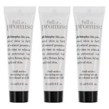 Philosophy Full Of Promise - Restoring Cream .4 oz - LOT OF 3 tubes