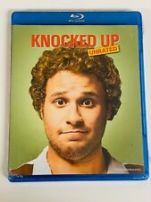 KNOCKED UP - UNRATED - BLURAY - NEW
