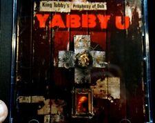 Yabby U - King Tubby's Prophesy Of Dub  -  CD, VG