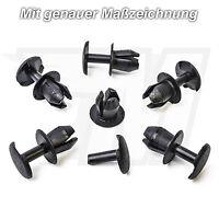 10 x Remaches Clips revestimiento maletero para VW SEAT AUDI 3338676334fb