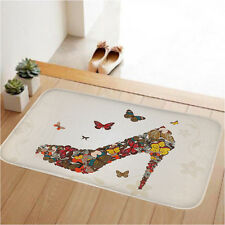 New Shoes Indoor Floor Entrance Area Rug Carpet Modern Kitchen Bathroom Door Mat