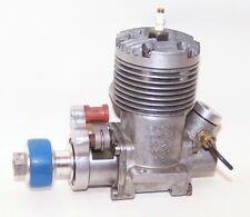 Rare (Made In Italy) Super Tigre G-24 .60 Spark Ign Racing Model Airplane Engine