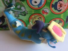 Pokemon Plush Gyarados Europeon Hasbro 1998 stuffed doll toy figure Mirage Rare