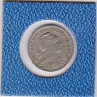 50 centavos Portugal 1928 Freiheit liberty prima Erhaltung
