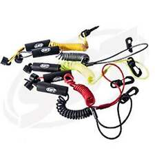 SBT Sea-Doo Jet Ski Floating Lanyard Ignition Kill Switch (non DESS) YELLOW