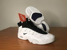 New listing Nike Air Flare Agassi White Black Athletic Tennis Shoes Mens Sz 9.5 705438-100