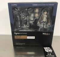 Max Factory Figma Attack On Titan #207 Eren Yeager Action Figure New Sealed