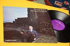 DEREK BELL'S LP MUSICAL IRELAND ORIG IRLANDA EX FOLK IRLANDESE