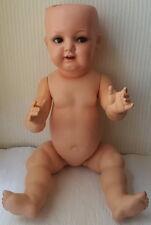 Antik: Zelluloid Puppe Kämmer & Reinhardt 11/8 52cm