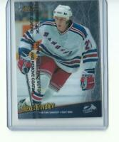 rare ALEXEI KOVALEV new york rangers FINEST TOUCH CARD with protective film