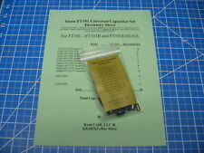 Yaesu FT101/FT101B/FT101E/FT101EE/FT101EX Electrolytic rE-Cap Kit - Premium Kit