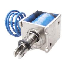 DC 12V 2A tipo pull Lineare solenoide elettromagnete 10 millimetri 20N Q9I2