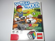 Lego Game 3845 Wild Wool Toy Building Block Pieces Dice Ages 5 and UP