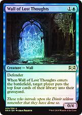 Foil Common 083//280 - M19 Magic 2019 Core Set Wall of Mist
