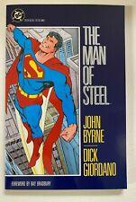 Superman The Man of Steel #1 DC 1st Print 8.0 VF (1987)