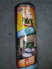 Easy Gardener IN-81020 6' X 20' CHOCOLATE Sun Screen Fabric BRAND NEW IN PLASTIC