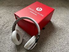 Beats By Dr Dre Monster White Headphones 2012