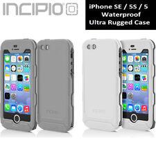Incipio® iPhone 5 5S SE Case Atlas ID Shockproof Rugged Waterproof Hard Cover