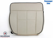 2006 2007 2008 Lincoln Mark LT -Passenger Side Bottom Leather Seat Cover Tan