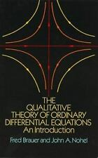 Dover Books on Mathematics: The Qualitative Theory of Ordinary Differential...
