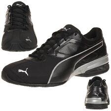 Puma Tazon 6 FM Herren Sneaker Schuhe Laufschuhe 189873 03 schwarz