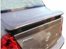 2002-2004 KIA Spectra Sedan Custom Style Rear Spoiler w/LED JSP®339104 - Primed