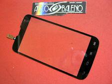 Kit VETRO+TOUCH SCREEN per LG OPTIMUS D325N L70 NERO VETRINO DISPLAY LCD COVER