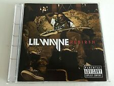 Lil Wayne - Rebirth - CD ALBUM