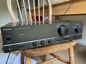 Technics SU-610 Stereo Integrated Amplifier HiFi Amp - Phono Stage - Serviced