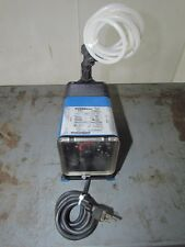 PULSATRON ELECTRONIC METERING PUMP SERIES E PLUS MODEL LPK3SA-PTC1-XXX