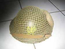 casque pour reconstitution 1ere DB Polonaise ww2