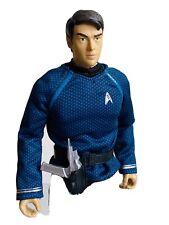 12 Inch Star Trek Action Figure With Accessories