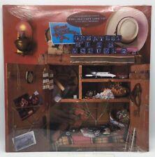 "HANK WILLIAMS JR. ""GREATEST HITS VOLUME 2"" VINTAGE LP - 12"" FACTORY SEALED."