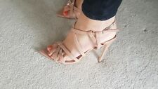 Nude Shoes Uk 5 by VERY