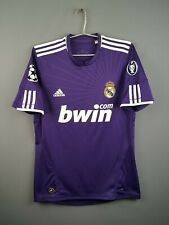 4.7/5 Real Madrid jersey M 2010 2011 third shirt soccer football Adidas ig93