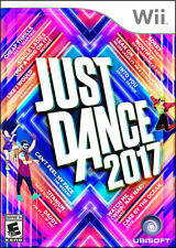Just Dance 2017 WII New Nintendo Wii, Nintendo Wii