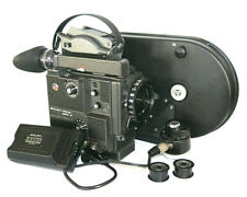 BOLEX Super16 EL by Bolex Switzerland, 400ft Film Magazin, Take Up Motor