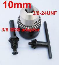 3/8 10mm Drill Chuck SDS Adaptor For Makita Bosch AEG Ryobi Hitachi Dewalt GMC