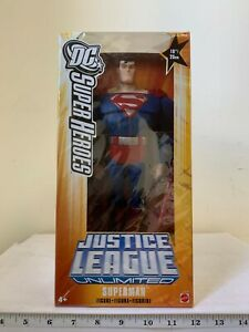 DC Superheroes SUPERMAN Justice League Unlimited Figure