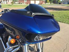 Harley Davidson Road Glide windshield deletes / accents 2015 to present