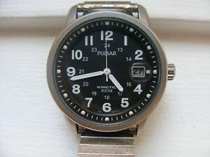 vintage pulsar kinetic watch
