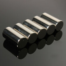 5pcs N50 Strong Round Disc Magnets 10mmx20mm Rare Earth Magnets