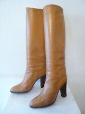"Stiefel Vintage 1982"" Beige "" - Charles Jourdan Design T.39,5"