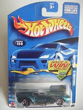 HOT WHEELS BLUE CARD CARD#159 2002 RELEASE THOMASSIMA III