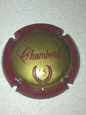 Capsule champagne HOTTE Thierry (11. 15 ans or et bordeaux)