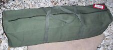 """NEW TOOL BAG HEAVY DUTY CANVAS 30"""" - 76CM  OLIVE GREEN"""
