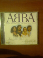 ABBA - THE MUSIC STILL GOES ON  - CD