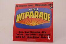 k-tels Hitparade tg123 Heino Gitte Tina York COSTA CORDALIS Vinyle disque