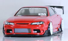 PAB-148 1/10 Pandora RC Car Body Nissan Silvia S15 X Origin Labo D1 Drift JDM