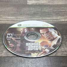 Grand Theft Auto IV Episodes From Liberty City Xbox 360 Disc Only Tested